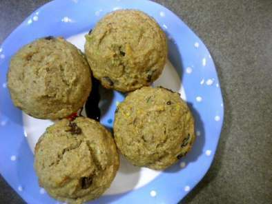 Avocado Chocolate Chip Muffins, photo 2