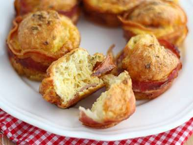 Bacon muffins - Video recipe!, Photo 3