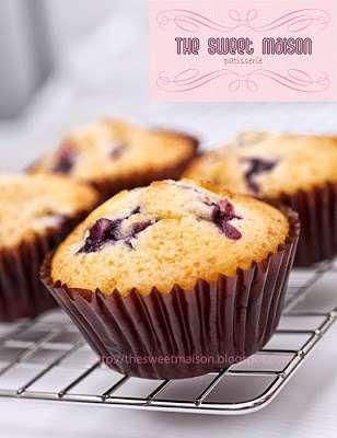 Blueberry In Recipe From Kitchenaid Mixer Cookbook Petitchef