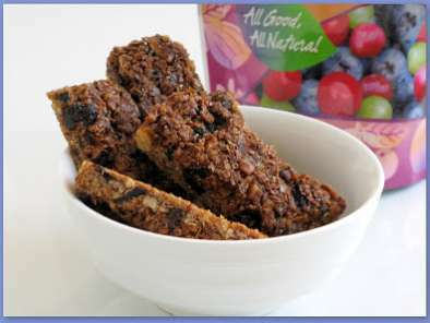 BLUEBERRY OAT WALNUT GRANOLA BARS...Yummy mouthful!, photo 8