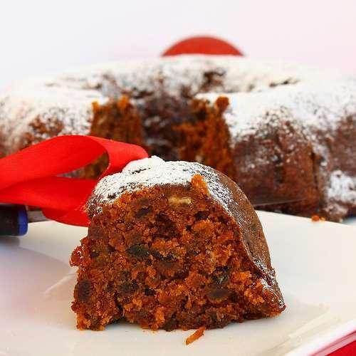Recipe Using Fruit Cake Mix