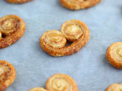 Classic French palmier cookies, photo 3