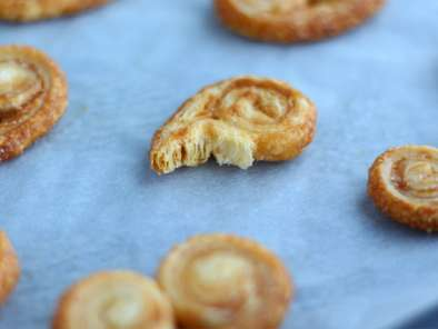 Classic French palmier cookies, photo 4