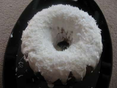 Coconut cake from Patrick and Gina Neely's recipe, photo 2