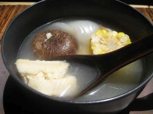 Cod fish soup recipe recipe petitchef for Fish soup recipe cod