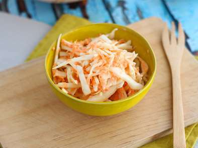 Coleslaw easy and quick