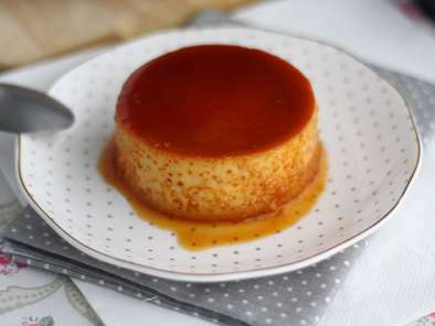 Condensed milk flan - Video recipe!, Photo 3