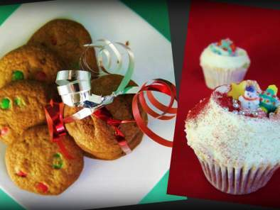 Cookies, cupcakes & chocolate: welcome to my Christmas **Merry Christmas**