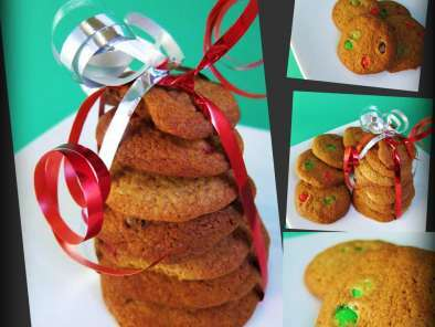 Cookies, cupcakes & chocolate: welcome to my Christmas **Merry Christmas**, photo 3