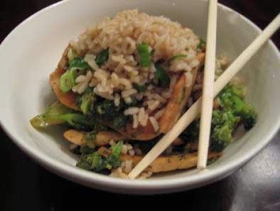 Cooking Lean With Rachael Ray Chicken And Broccoli With Orange Sauce