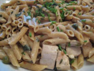Cooking Light With Rachael Ray: Chicken Piccata Pasta Toss, Photo 2 ...