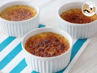 Crème brûlée - Video recipe !, Photo 2