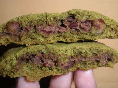 Early Christmas Cheers - Green Tea Cookie Recipe, Easy Craft & Two Gift-aways, photo 2