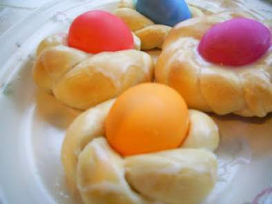 Easter Bread baskets, photo 3