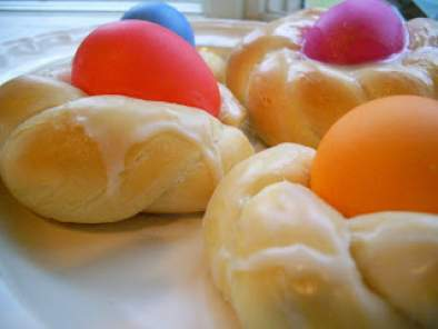 Easter Bread baskets, photo 4