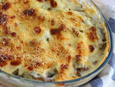 Fish gratin, quick and simple, photo 2