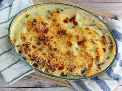 Fish gratin, quick and simple, photo 3
