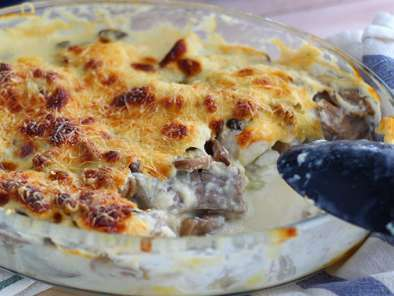 Fish gratin, quick and simple, photo 4