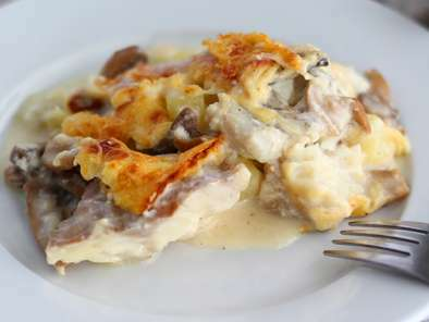 Fish gratin, quick and simple, photo 5