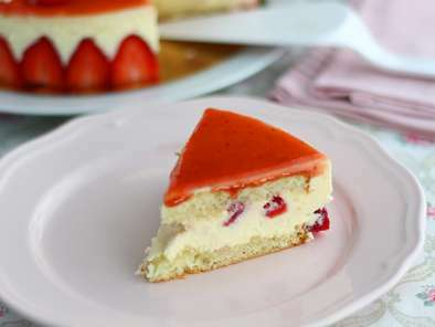 Fraisier cake, the French way to heaven, photo 4