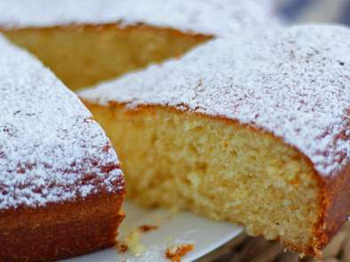 French yogurt cake - Video recipe !
