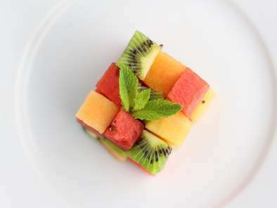 Fruit Rubik's cube, the design fruit salad, Photo 2