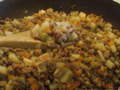 Giniling or Picadillo