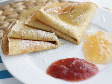 Gluten and dairy free crepes - Video recipe!