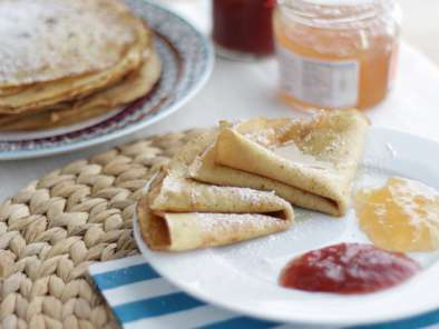 Gluten and dairy free crepes - Video recipe!, photo 2