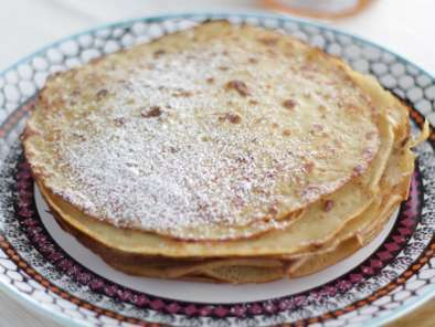 Gluten and dairy free crepes - Video recipe!, photo 3