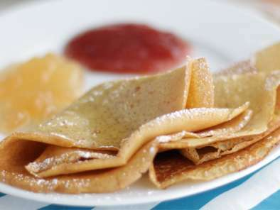 Gluten and dairy free crepes - Video recipe!, photo 4