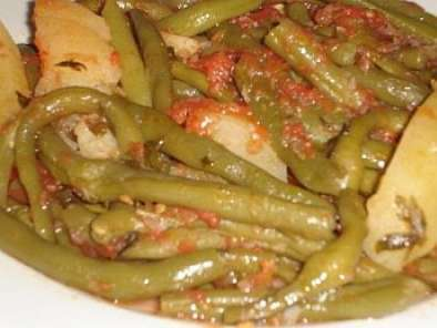 Greek Fresh Green Beans (Fasolakia), photo 2