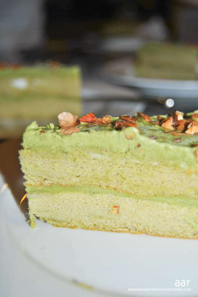 green tea ice cream cake recipe petitchef