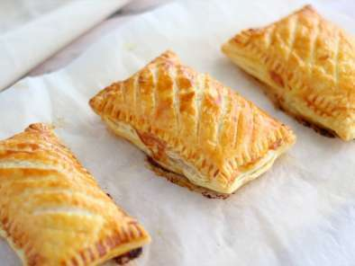 Ham and cheese hand pies