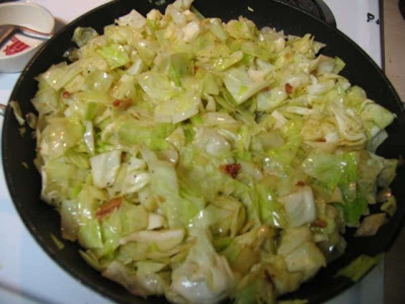 Black Eyed Peas And Cabbage Recipe