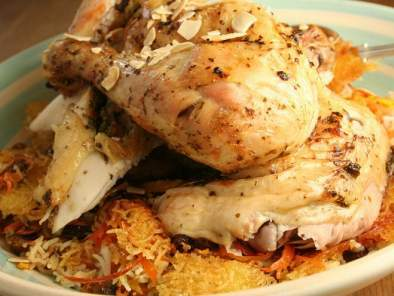 Herbed Chicken with Persian Jewelled Rice, Photo 2