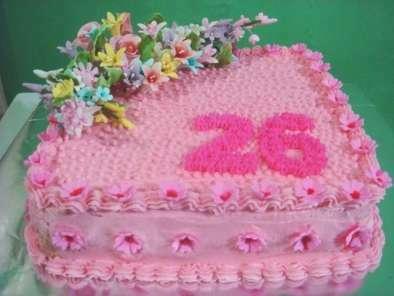 Homemade Birthday Cake Recipe Petitchef