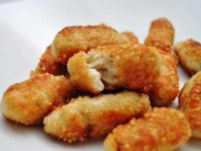 Homemade chicken nuggets FOR KIDS, Photo 3