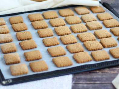 Homemade speculaas