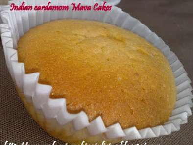 Indian cardamom mawa cakes, Recipe Petitchef