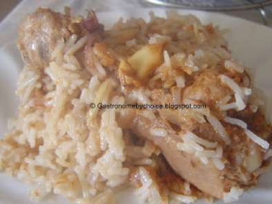 Jewels from Avadh (Part 2) - Lucknowi Dum Pukht Biryani