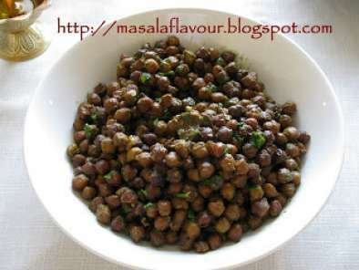 Kala channa (black chickpeas) for the 8th day of Navratri, Photo 2