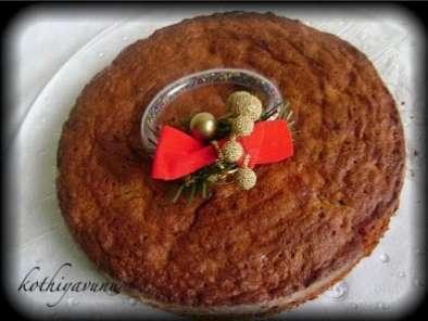 Kerala Plum Cake Christmas Fruit Cake