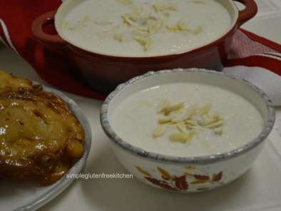 Kheer and Malpua