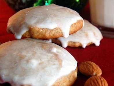 lebkuchen german christmas cookies