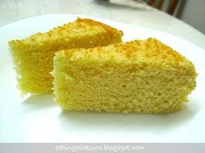 Lemon Cake Baked In Rice Cooker Recipe Petitchef