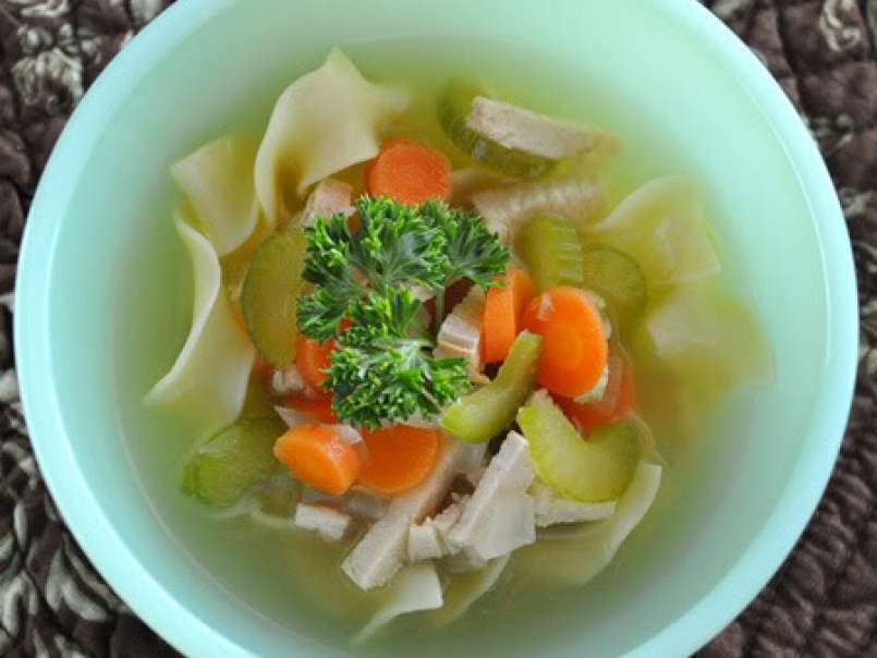 Lemongrass Chicken Soup Recipe Petitchef
