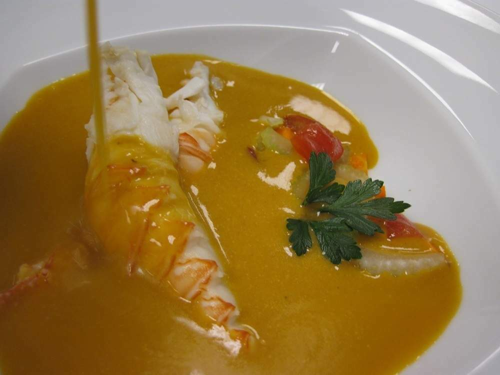 Lobster Bisque Recipe Petitchef