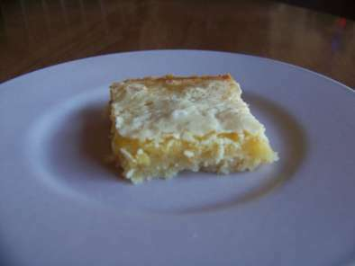 Low Carb Lemon Squares, Photo 2