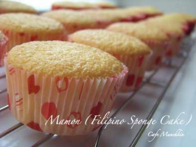 Mamon (Filipino Sponge Cake), photo 3